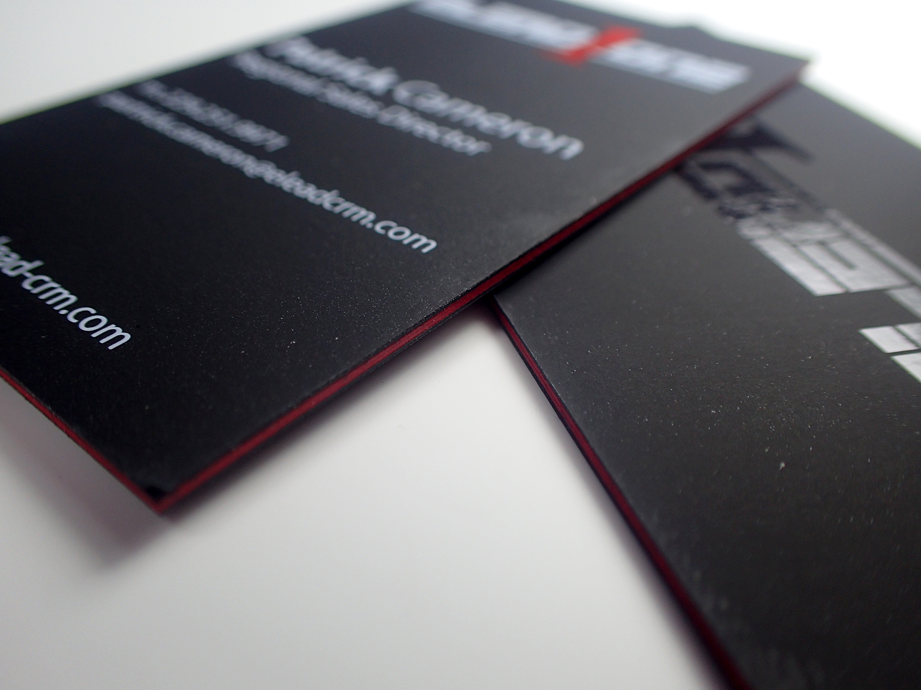 unique printing services - business cards